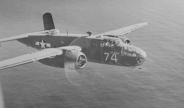 Historic World War II bomber looking for new SC home