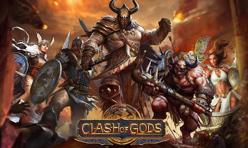 Clash of Gods mobile game launched as China moves to the West