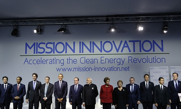 Gates, Zuckerberg and Other Tech Moguls Form Clean Energy Investment Coalition