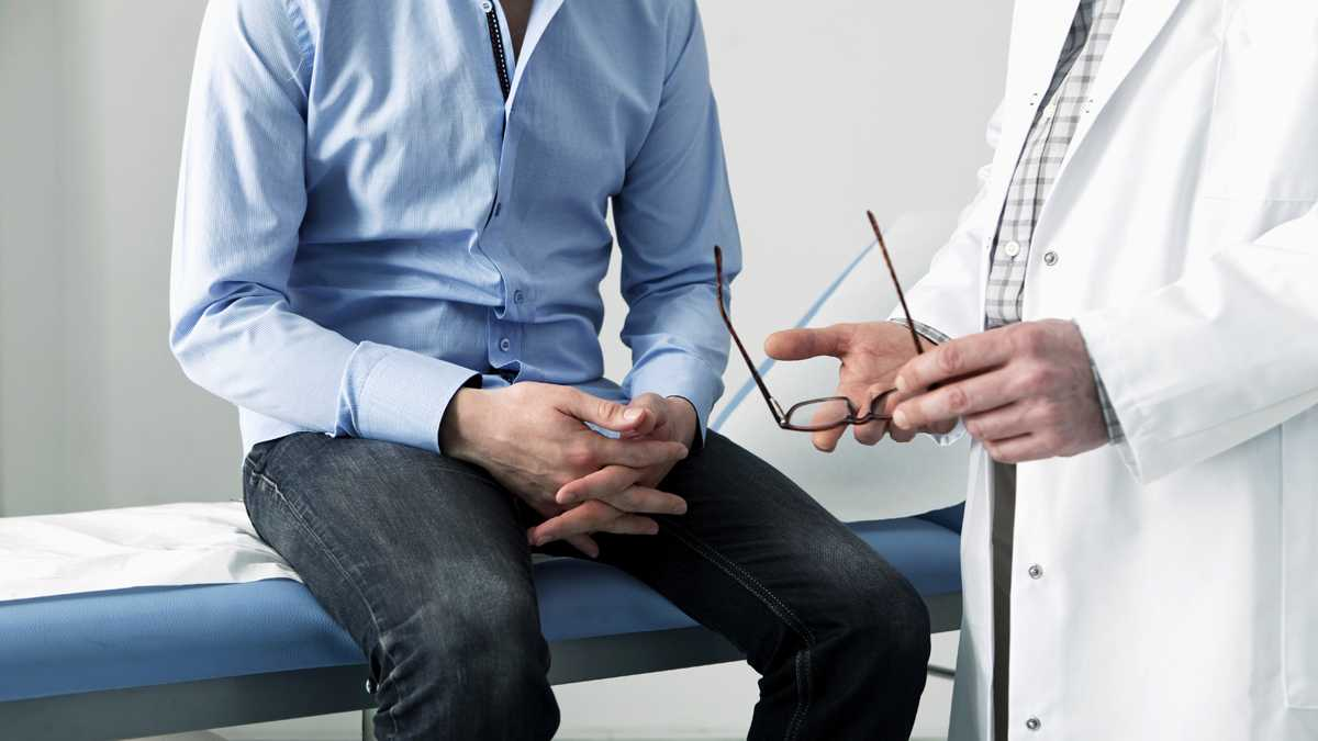 Infertile Men at Risk for These Health Conditions