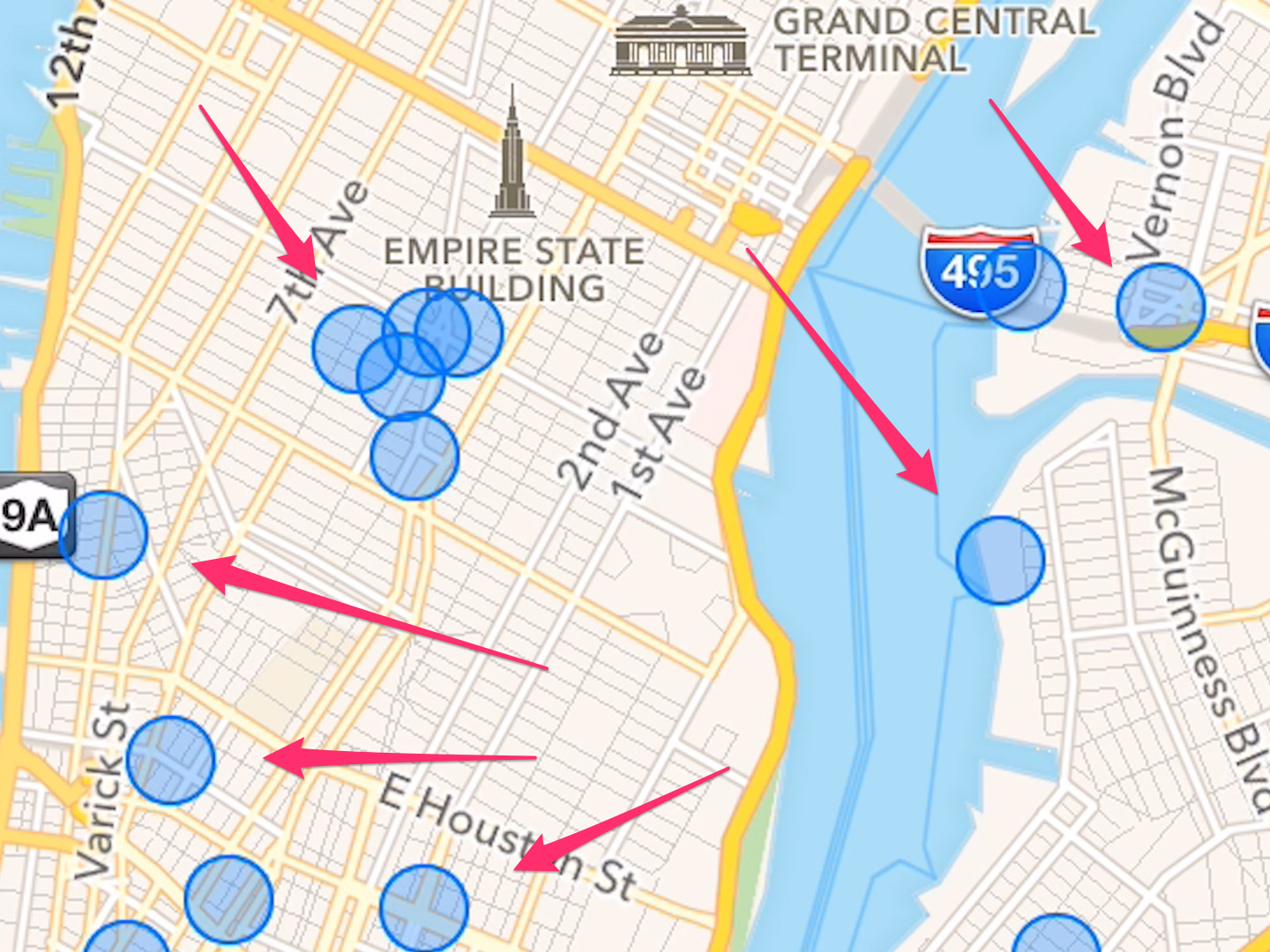 Hidden Map on Your iPhone that Tracks Where You've Been