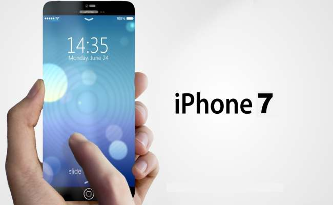 iPhone 7 Coming Next Fall