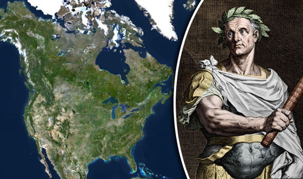 Ancient Roman people landed in America: Astounding discovery will 'change history'