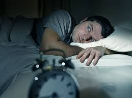 Intense exercise may result in sleep issues