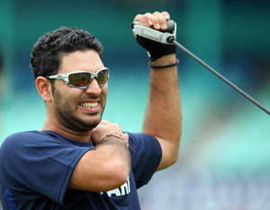 My focus is on getting selected for the World T20: Yuvraj Singh