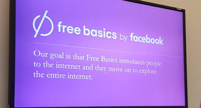IIT and IISc faculty slam Facebook's Free Basics