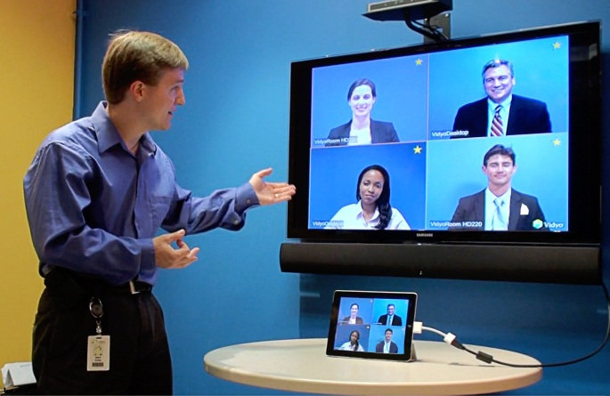 $7 Billion Video conferencing industry brimming with competition