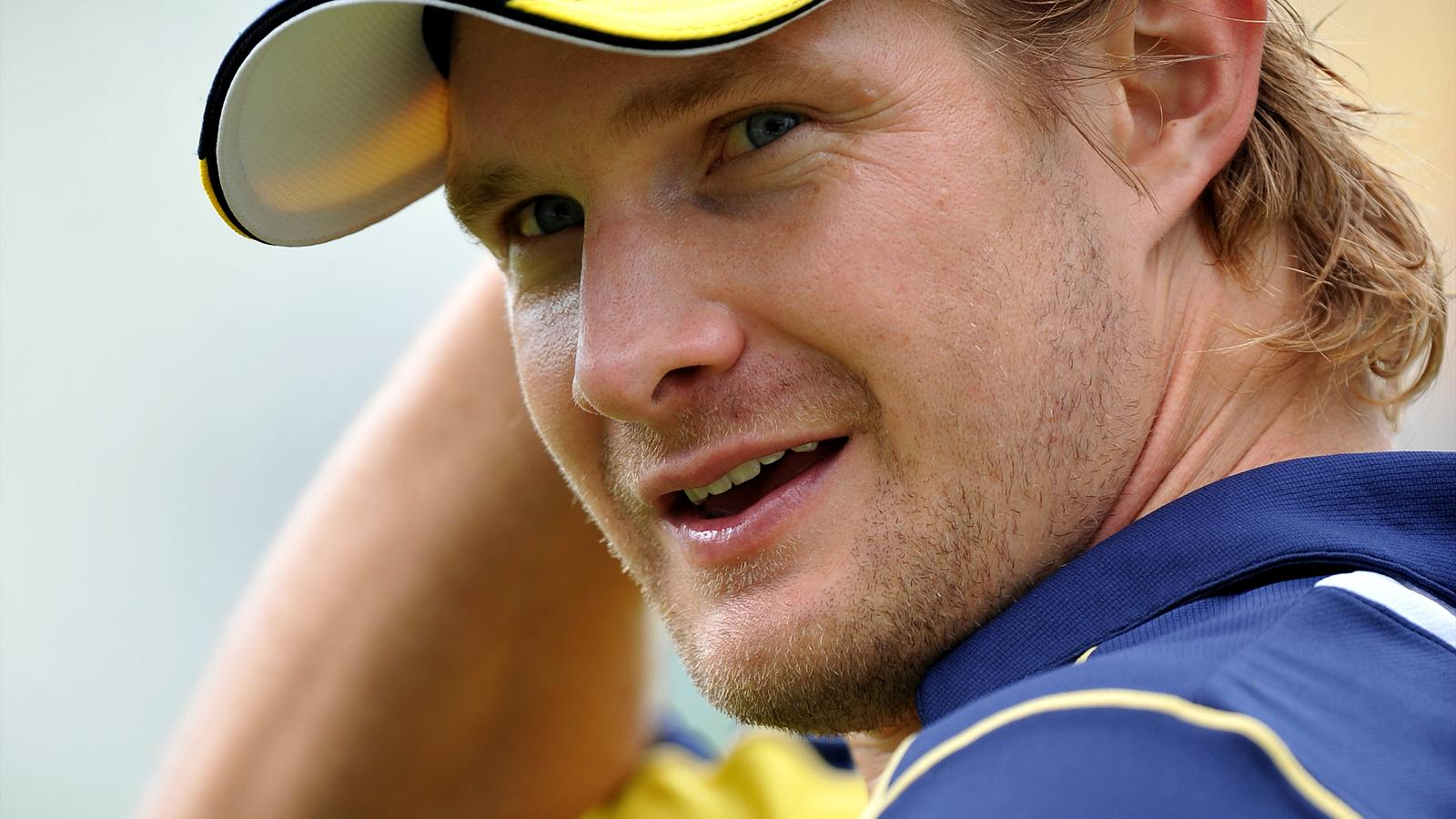 RCB bids Rs 9.5 crore for all-rounder Shane Robert Watson