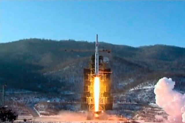 UN Security council condemns North Korea rocket launch