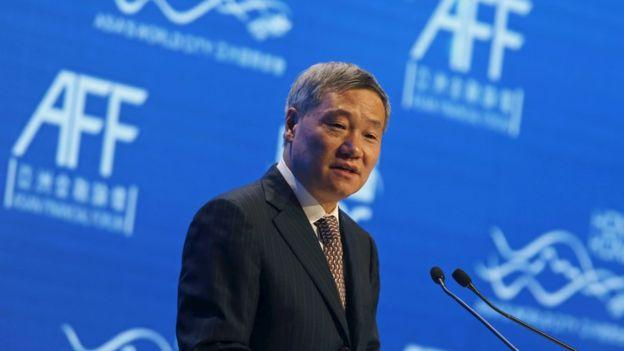 Xiao Gang- Securities regulator replaced in China