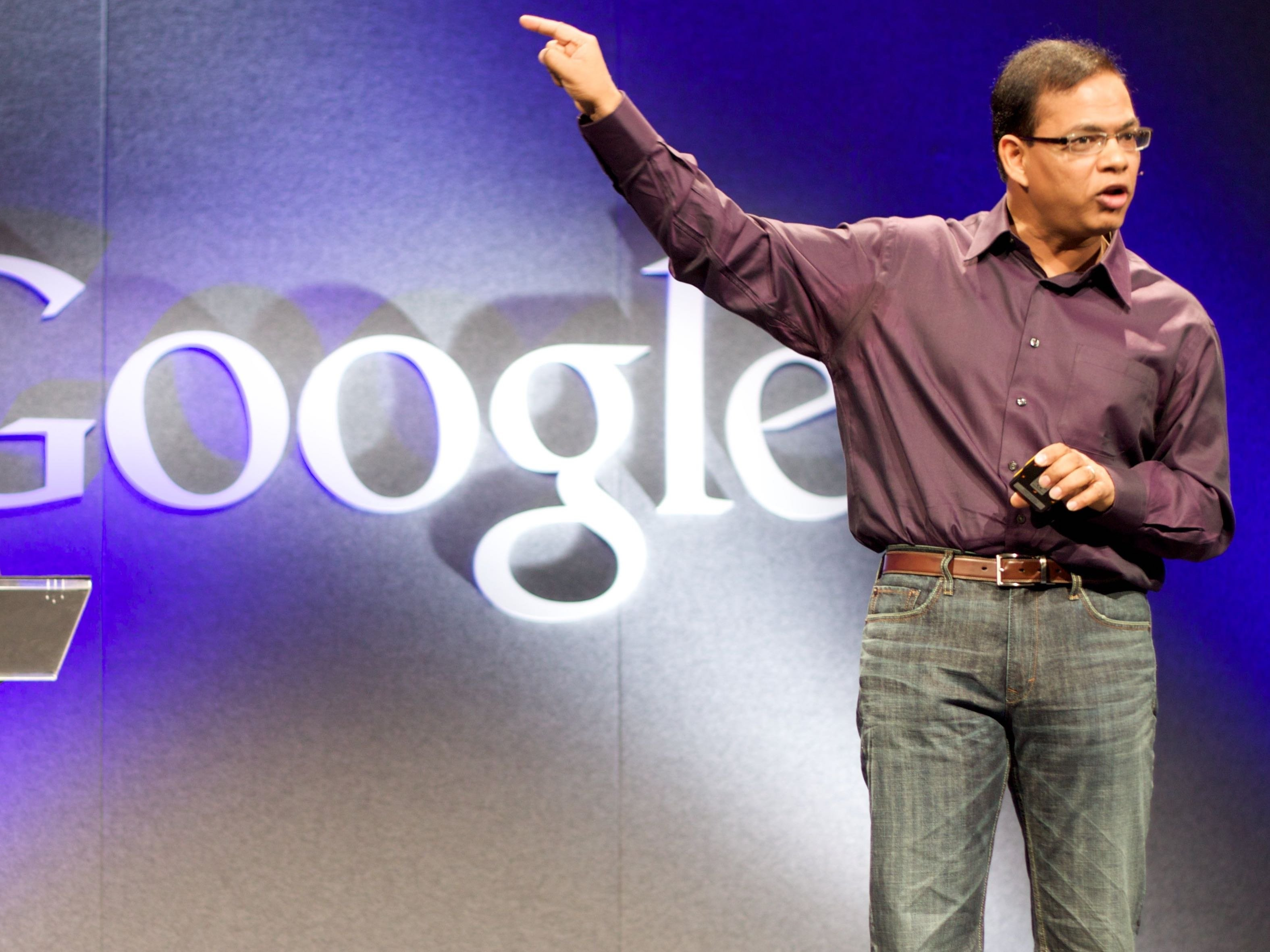 Amit Singhal: Google Search Chief set to Quit