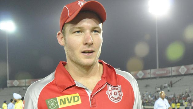David Miller to captain Kings IX Punjab franchise in IPL 2016