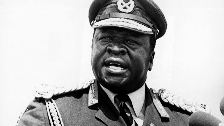 The Rise and fall of Idi Amin, Uganda