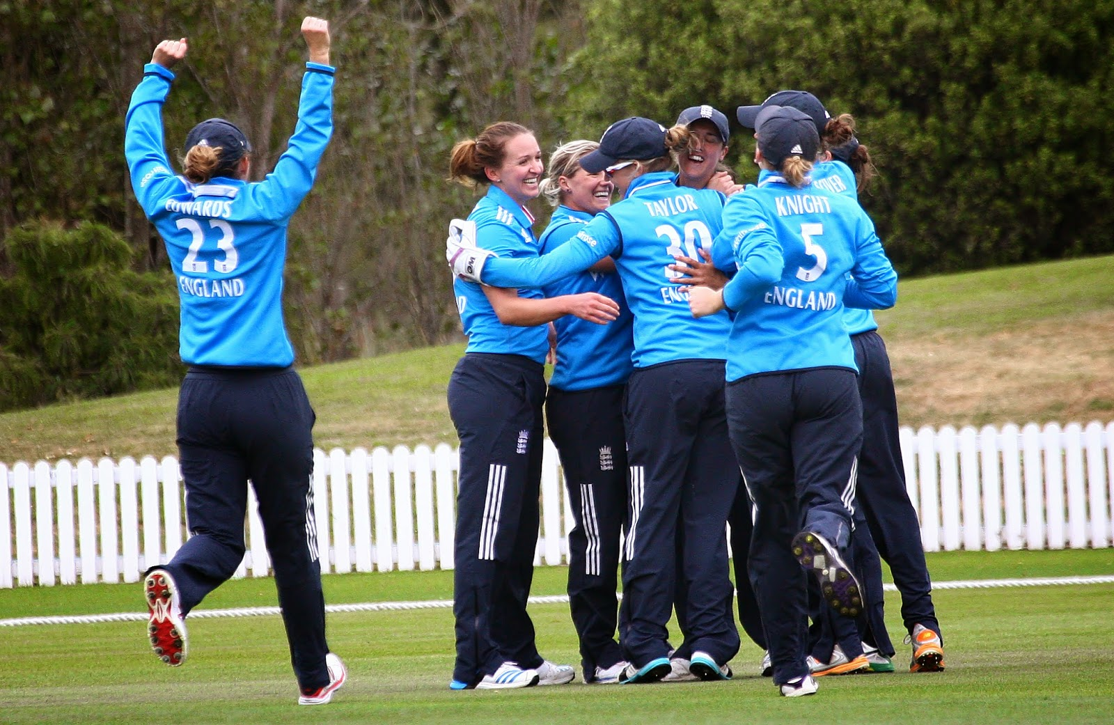 England Women prepared for competitive South Africa