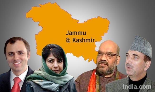 Fresh polls in Jammu and Kashmir