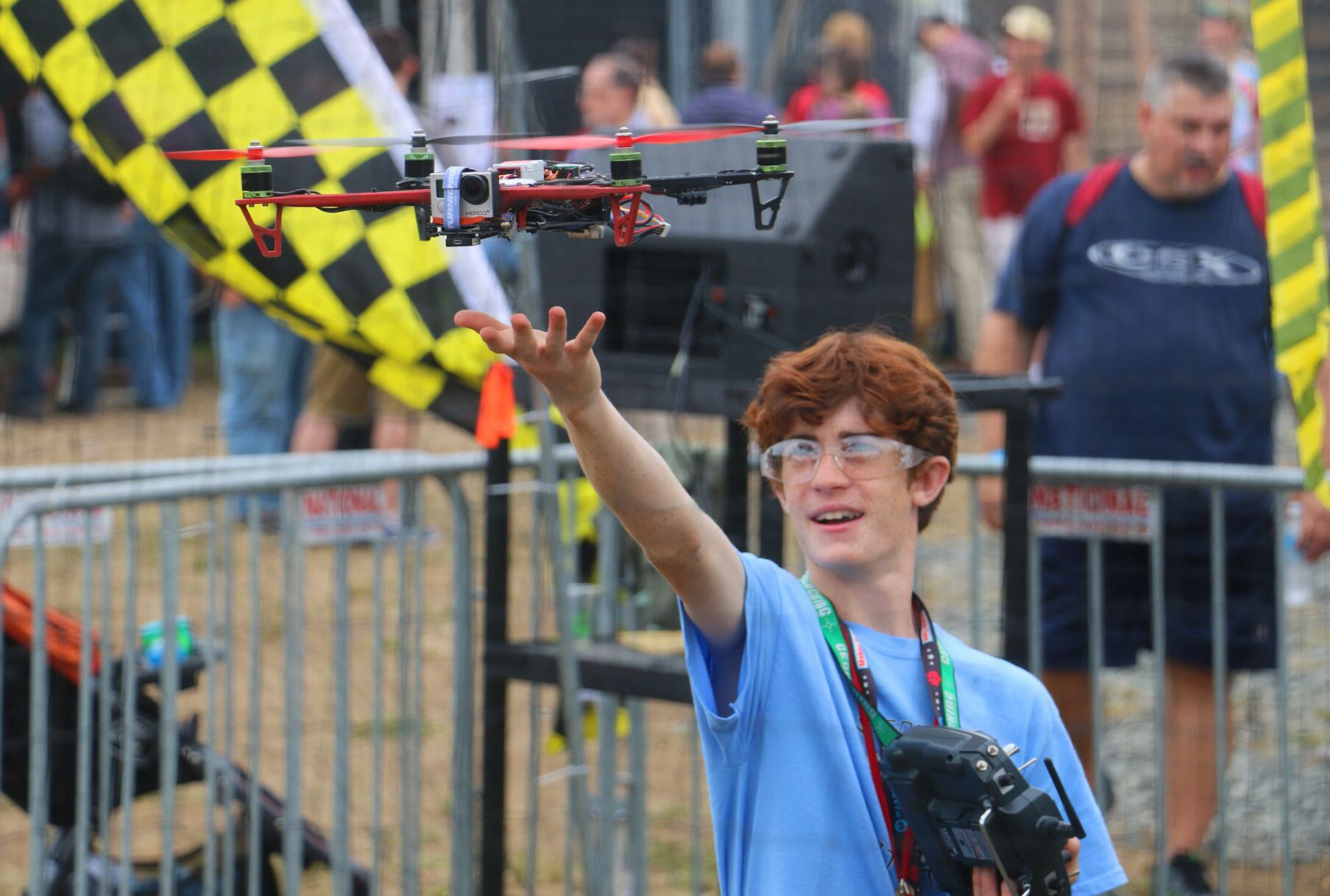 Deriving fun from Unmanned Aerial Vehicles