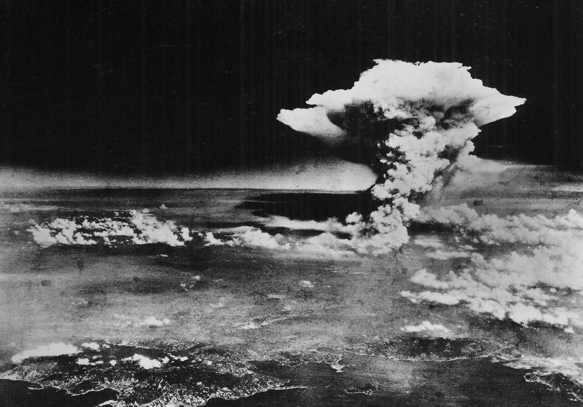 Hiroshima and Nagasaki Bombing