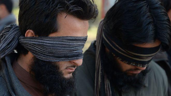 IS militant making enemies in Afghanistan
