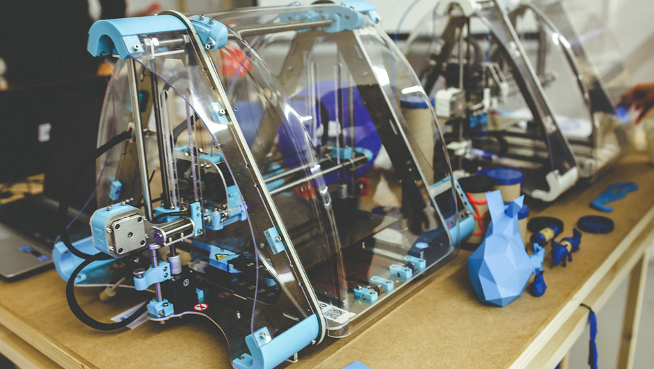 What's the future of 3D Printers?