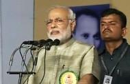 PM Modi Slams the Gandhi