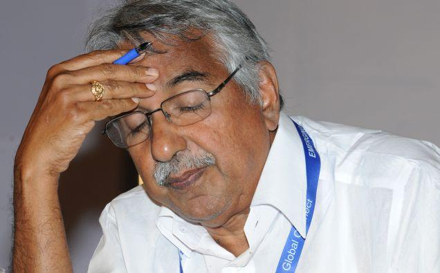 Prove me Guilty and I will quit; Chandy challenges the Opposition