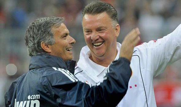 It's Close; Jose Mourinho may agree to Replace Louis van Gaal