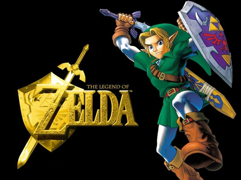 Top 5 Legend of Zelda Games