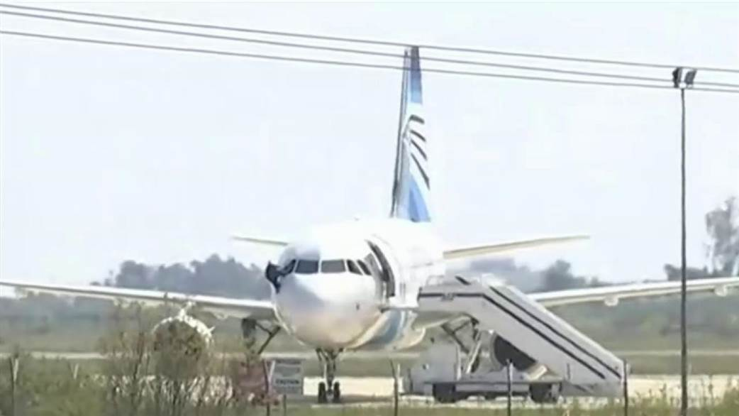 EgyptAir hijack: Incident comes to an end