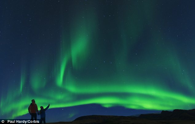 Part 1: Places to view the Northern Lights in winter