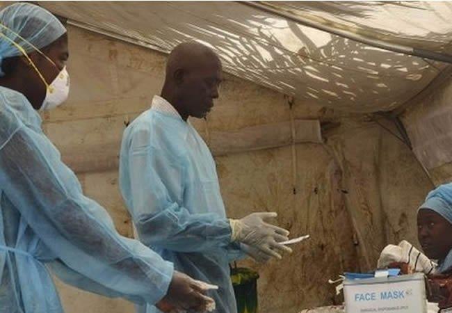 W.H.O. downgrades Ebola health risk