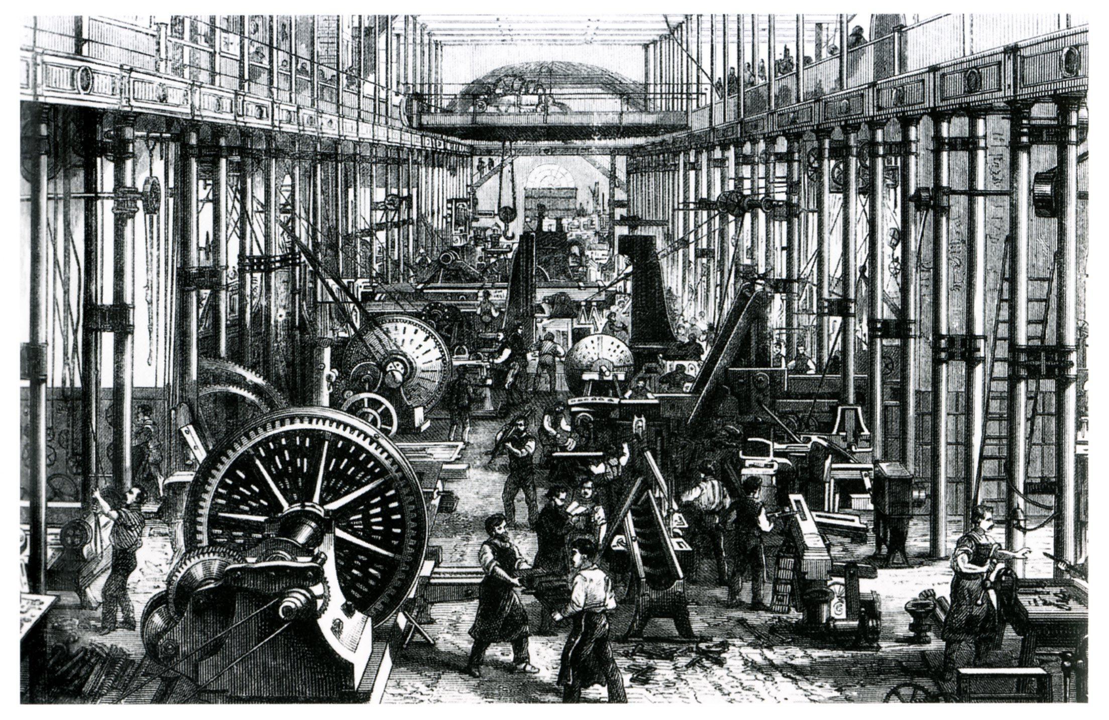 Part 2: Industrial Revolution