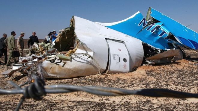 Part 1: Plane crashes for Russian Airlines