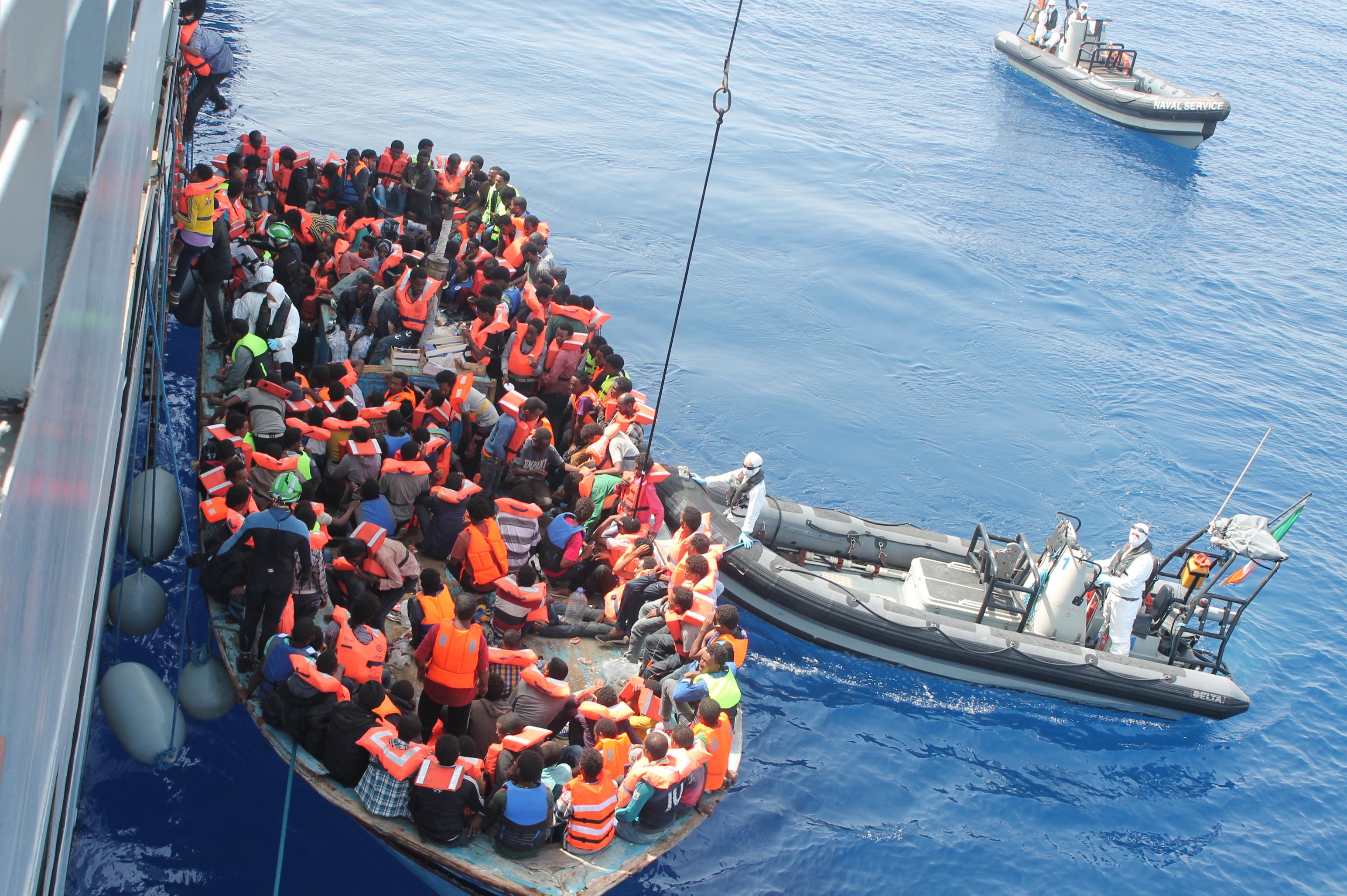 European Union Migrant Crisis