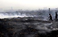 Three days later after Mumbai's Deonar fire break out
