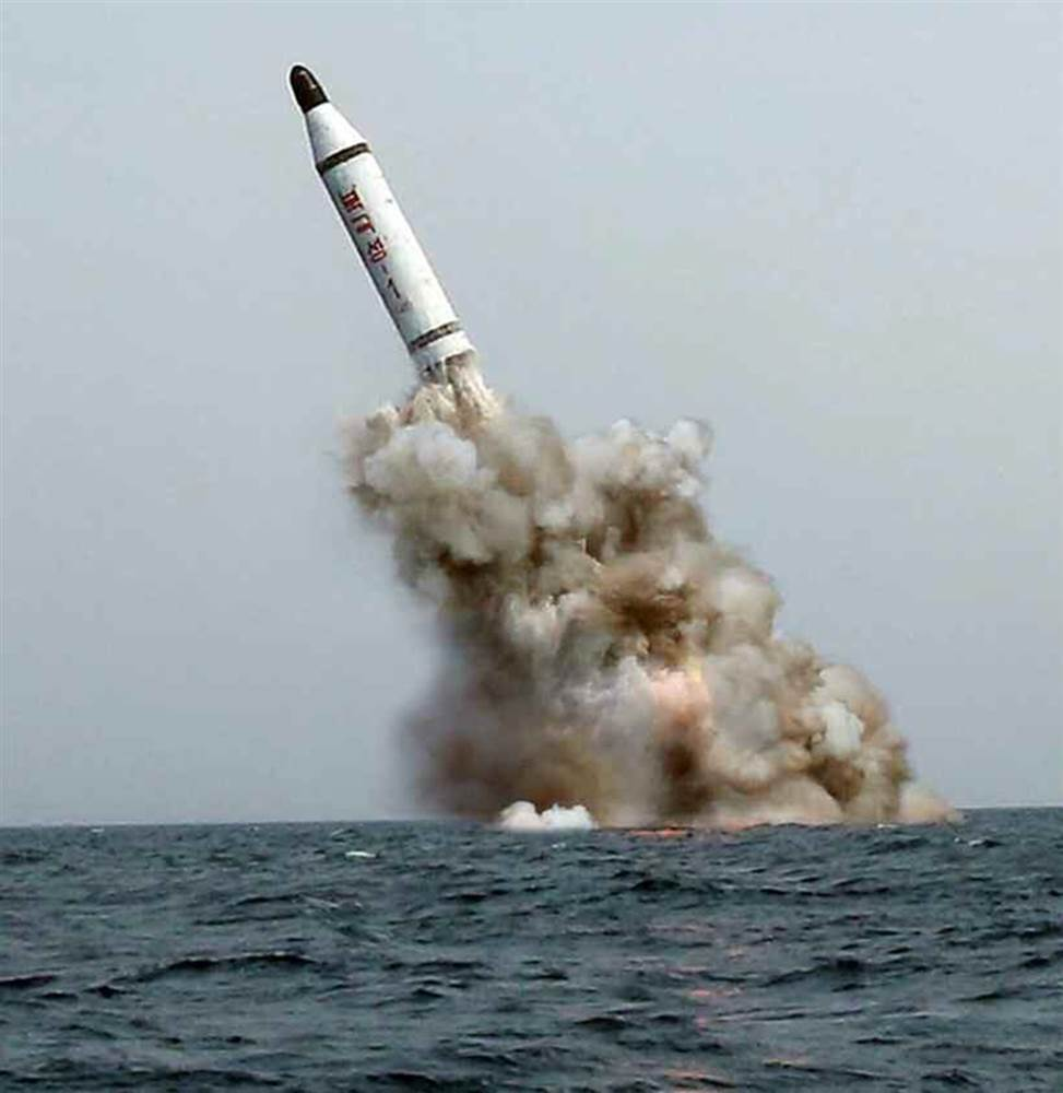 US officials say that N. Korea fired ballistic missiles
