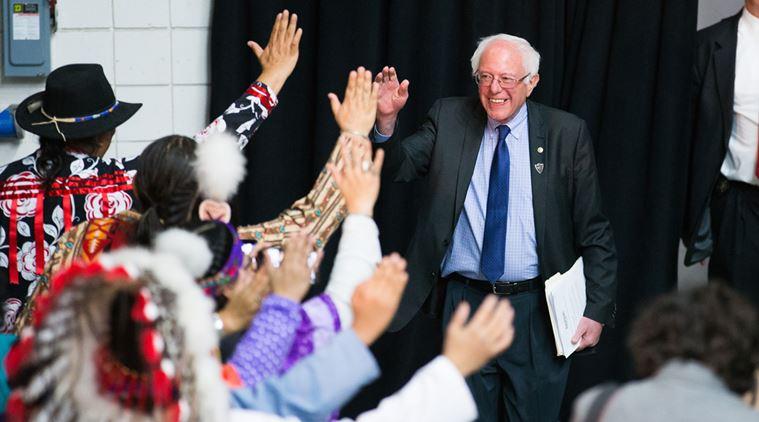 US Election: Sanders wins Hawaii, Alaska and Washington