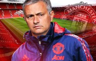 Jose Mourinho signs Manchester United Pre-Contract deal