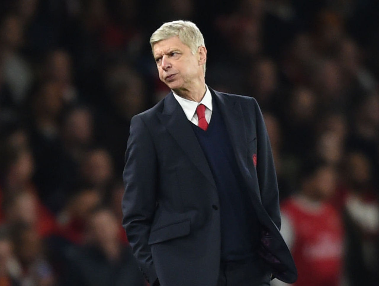 Wenger says that Arsenal criticism is excessive