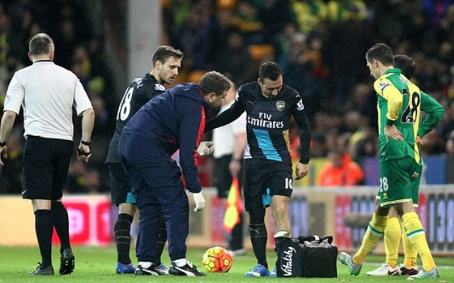 Arsenal woes continue to increase