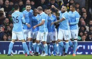 Manchester City 0-0 Norwich City