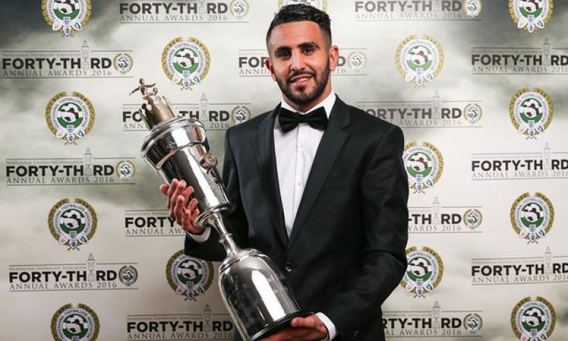 PFA Player of the year: Leicester City forward named