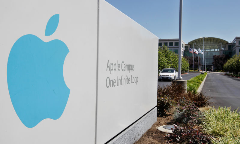 Apple employee dies at the HQ