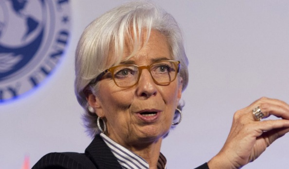 The debt leak is nonsense, IMF's Lagarde tells Greece