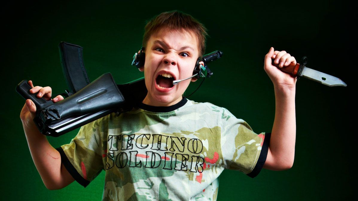 Keep your children away from these violent video games