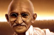 The history of Mahatma Gandhi