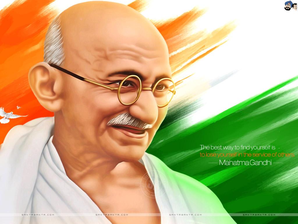 Part 2: Mahatma Gandhi