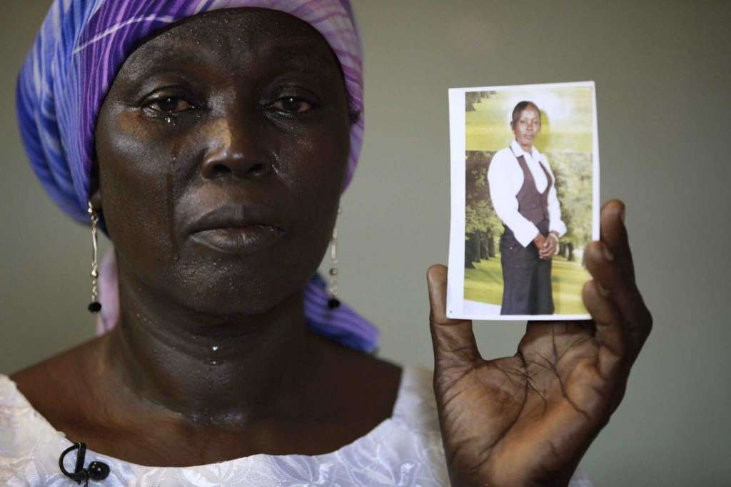 Boko Haram video shows Nigeria Chibok girls alive