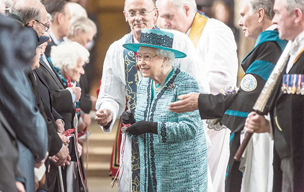 Celebrations to mark Queen's 90th birthday