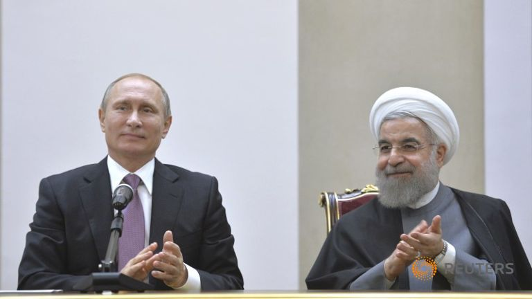 Russia and Iran alliance in sight but it has limits