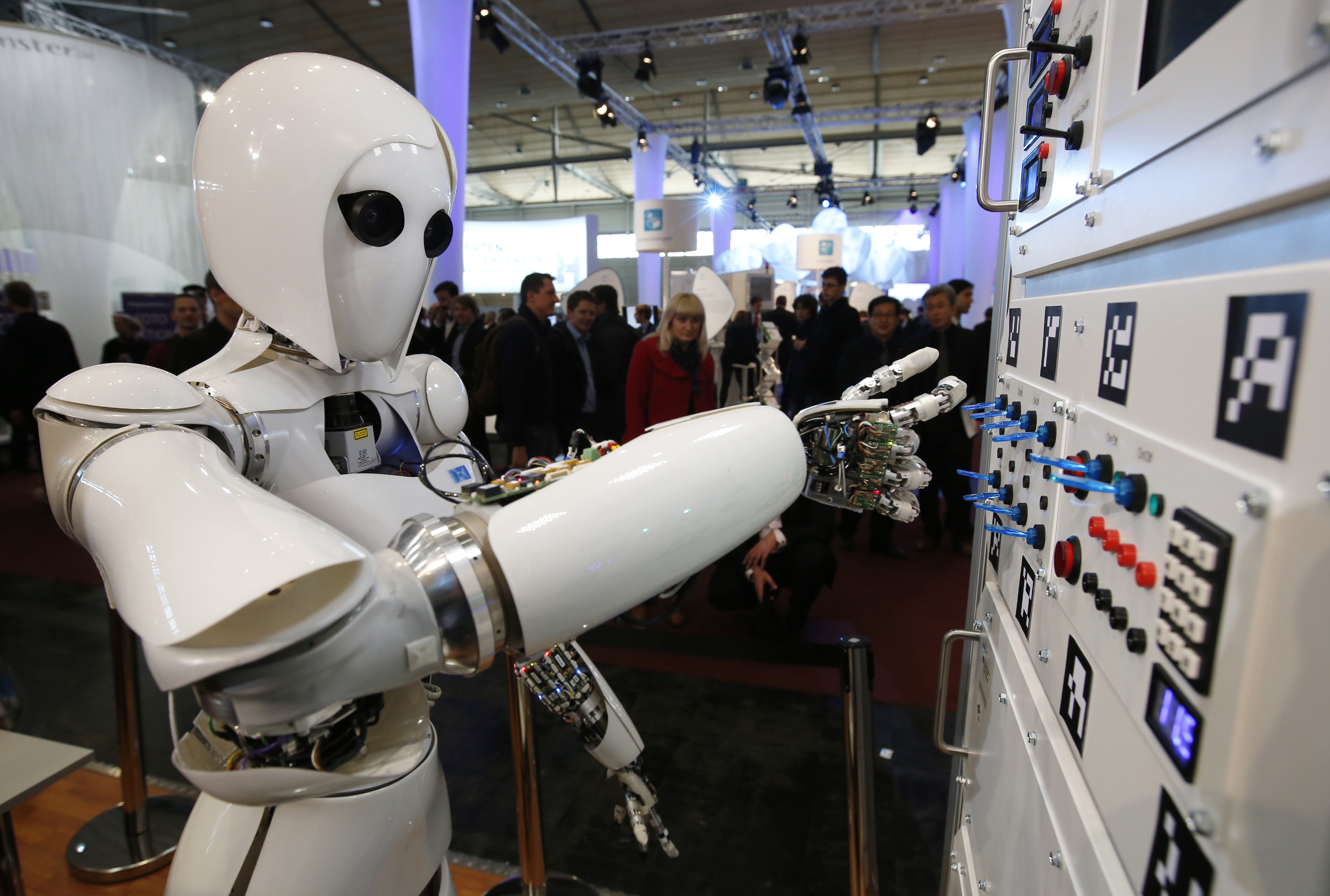 7 Ways robots can impact politics